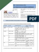 EXCEL - VBA - Audit de données - Automatisation du formatage des données numériques (www.auditsi.eu)
