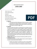 Informe de Laboratorio Grupo 02