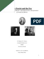 The Fascist and the Fox - D_T_Pilgrim 3590887