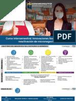 BORRADOR Curso Innovación Social para la reactivación de Micronegocios