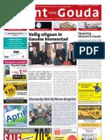 De Krant van Gouda, 20 januari 2011