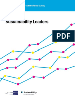 The 2020 GlobeScan / SustainAbility Leaders Survey | Top Sustainability Leaders