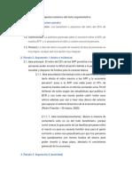 ESQUEMA DEL TEXTO ARGUMENTATIVO (1)