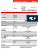 PUHY-P120TNU-A (-BS) 208-230V Product Data Sheet