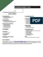 c) 2da Convocatoria - Chimbote pre (3col x 7 mod - 14.50 a x 18.63 cm alto)