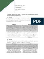 CASO PRÁCTICO 2 ENTORNO EN EL QUE SE DESARROLLAN LOS PROYECTOS