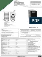 761106 - Manual Tecnico Laser Senoidal 2600 - 3300 (PET NBR 14136) - R01[1]