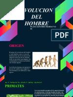 DIAPOSITIVAS EVOLUCION