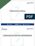 Comunicación Humana y Rol del Profesional de Enfermerá (1)