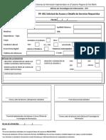 FR-001-Formato de Solicitud de Acceso 2020