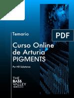 Temario Curso Online de Arturia Pigments por HD Substance.pdf