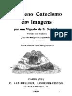 Pequeno Catecismo Em Imagens