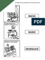 HOJA DE APLICACIÓN-PARTES DEL CUENTO