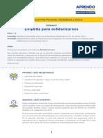 Ficha de Actividades DPCC SEMANA 8