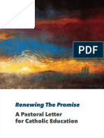 2018-renewing the promise a pastoral letter