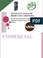 TÉCNICO EN VENTAS DE PRODUCTOS Y SERVICIOS