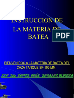 DIAPOSITIVAS  DE BATEA