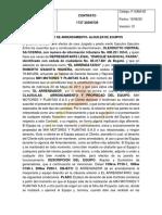 CONTRATO DE ARRENDAMIENTO DE EQUIPOS OCENSA (FINAL 3)