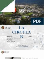 comunicación - La circular