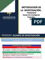 TIPOS DE LA INVESTIGACIÓN