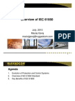 IEC 61850 Overview