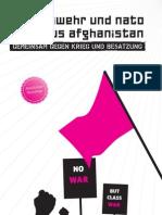 Bundeswehr und Nato raus aus Afghanistan – Gemeinsam gegen Krieg und Besatzung