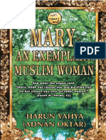 Mary An Exemplary Muslim Woman_2010