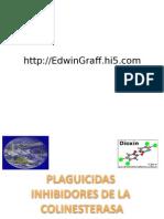 Plagicidas Inhibidores De La Colinesterasa