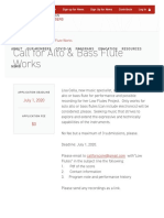 7:1 - Call for Alto & Bass Flute Works - American Composers Forum