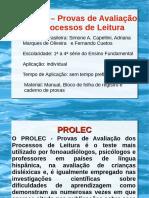 PROLEC CURSO DISLEXIA