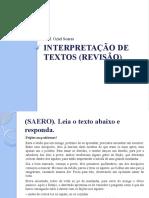 INTERPRETAÇÃO DE TEXTOS (REVISÃO).pptx