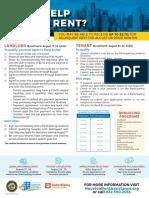 Houston Rental Assistance Program details