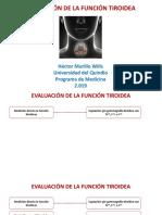 2. Evaluación del Función Tiroidea 2019.pptx