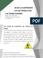 PP Suspensión del Contrato Carlos.pptx