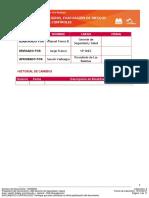 PROC Identificación de Peligro, Evaluación de Riesgos y Establecimiento de Controles IPERC_v00 - 13949239