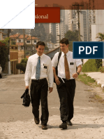 adaptación a la vida misional