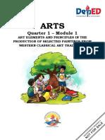Arts-9-Q1-MELC-1