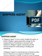 Shippers Agent