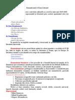 Pasoptismul, Romantismul, Clasicismul & Dacia Literara