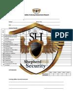 SHS GUARDS Continuous Assessment Report.docx