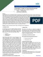 c558375bdb06934525eeead7bad4d002.Use of Mechanical Threaded Coupler in Steel Reinforcement.docx