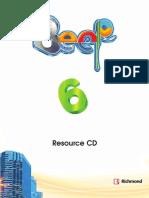 Beep 6 Resource CD