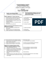 CPD Program Accreditation using Template 1 IE