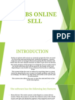 herbs online sell ppt