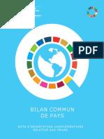 UNDG-UNDAF-Companion-Pieces-2_Bilan_Commun_de_Pays