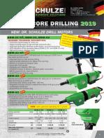 PL 2019 Core Drilling