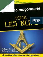 La Franc-maconnerie pour les nuls.pdf