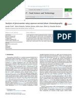 Analysis of glucosamine using aqueous normal phase chromatography.pdf