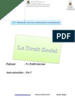 Le droit social.pdf · version 1