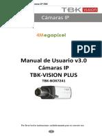 Manual TBK-BOX7241 ES V3